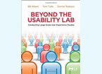Book cover: Beyond the Usability Lab