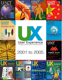 Issue cover -Issue 1.1 to 4.4 | 2001 to  2005