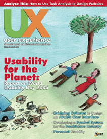 Issue cover -Issue 5.1 | March 2006