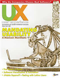 Issue cover -Issue 7.1 | March 2008