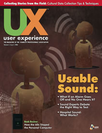 Issue cover -Issue 5.3 | September 2006