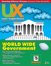 Issue cover -Issue 5.4 | November 2006