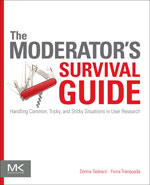 The Moderator's Survival Guide book cover