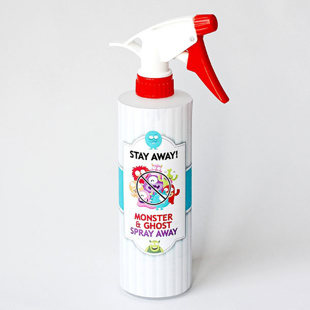 Monster and Ghost Spray Away