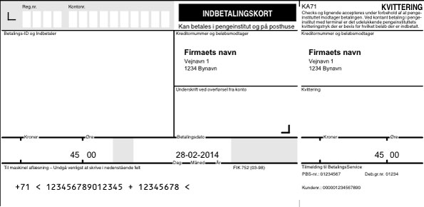 An image of a bill. The account number is in the lower left.